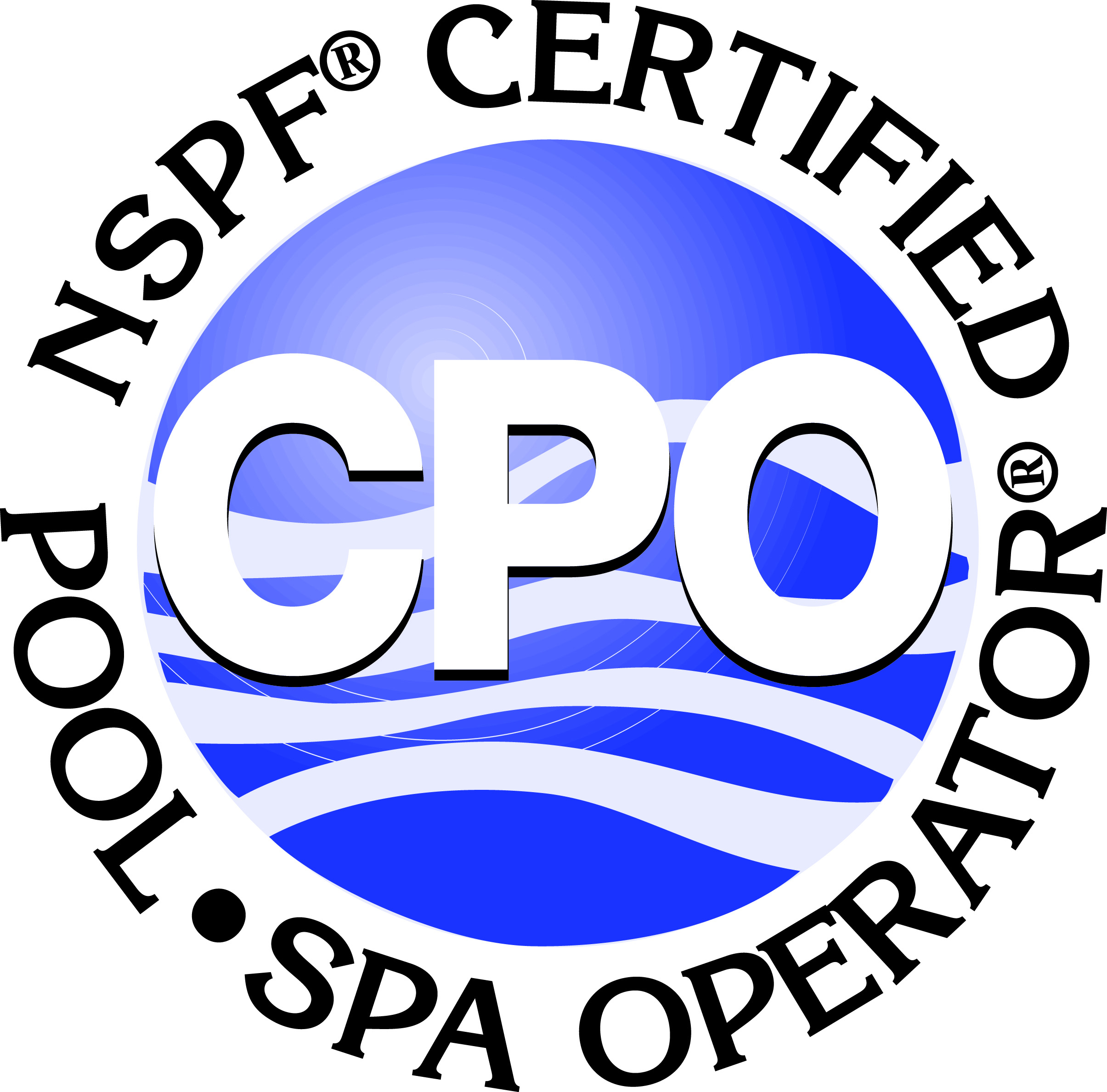 Tmi 39 s cpo certified pool spa operator certification program for Swimming pool certification course