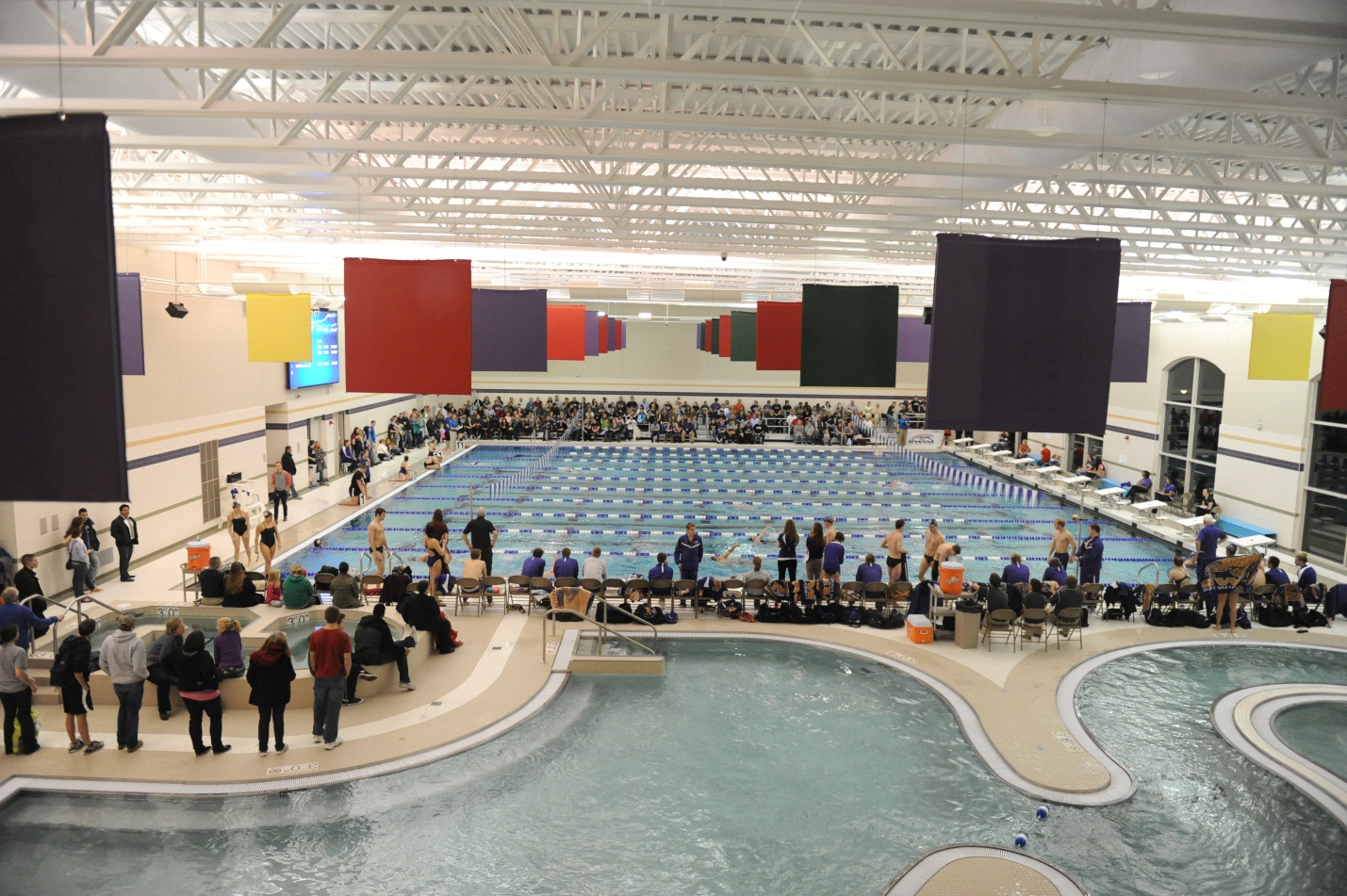 Olivet Nazarene University Pool