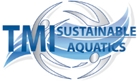TMI Sustainable Aquatics Logo