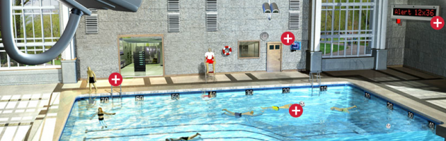 pool safety for commercial swimming pools
