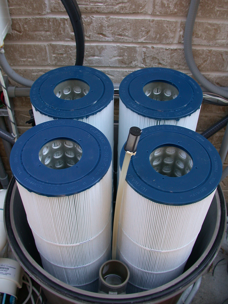 What Is Commercial Pool Filtration Introduction