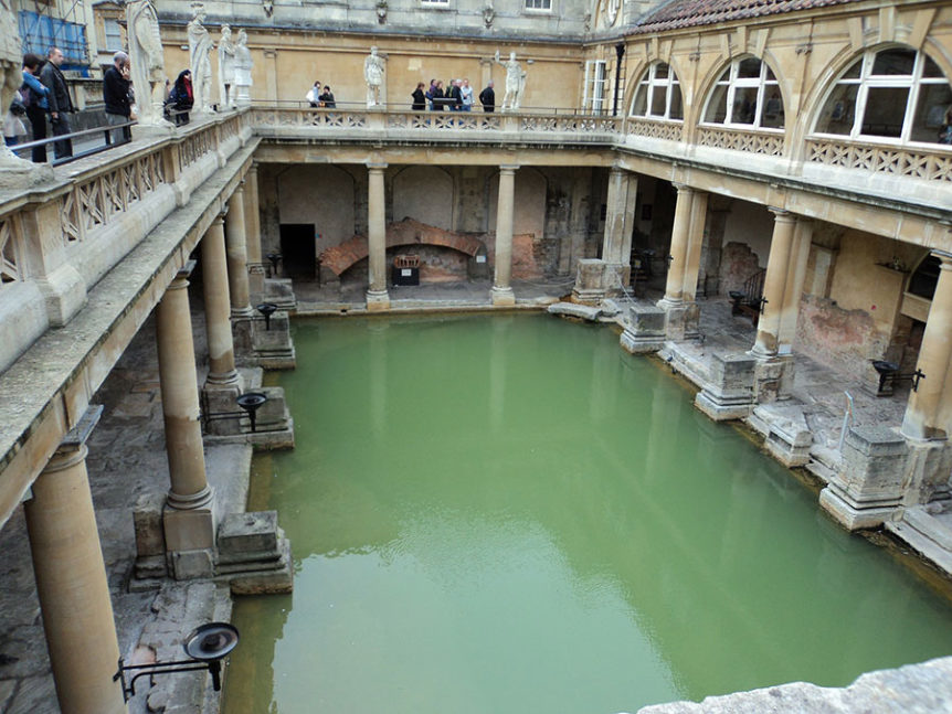 History Of Ancient Baths