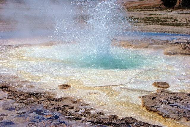 Geysers - really cool at Yellowstone, not so cool in your pool.