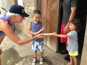 Timothy in Nicaragua