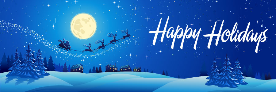 Image result for happy holidays banner